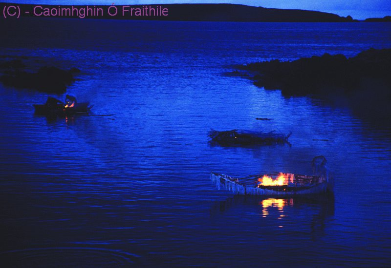 Burning Boats, Ireland