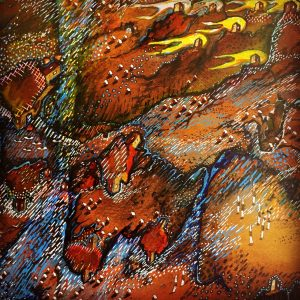 Sweeney's Formorian Alliance, Detail by Caoimhghin O'Fraithile